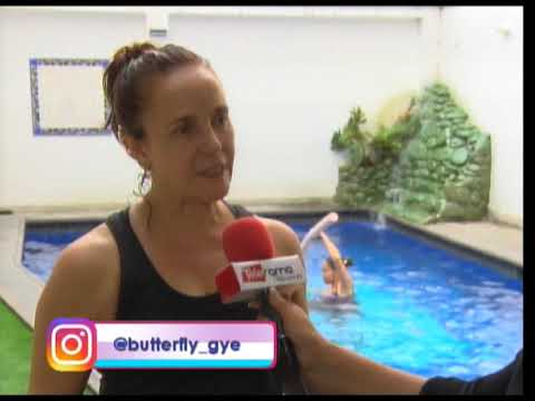 Beneficios de la gimnasia en el agua