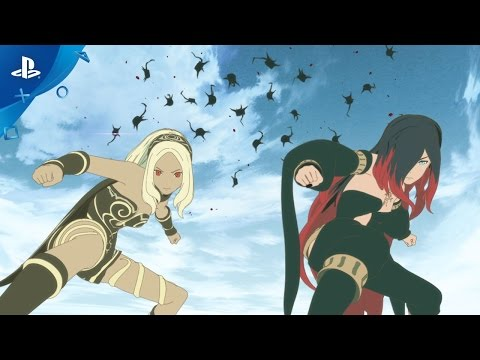Gravity Rush - Overture (The Animation) Part 1 Video | PlayStation