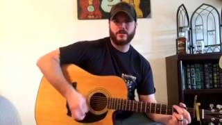 Kinda don't care Justin Moore (cover) Video