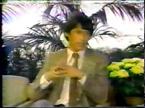 RARE 1979 Randolph Mantooth Interview Part 1/2
