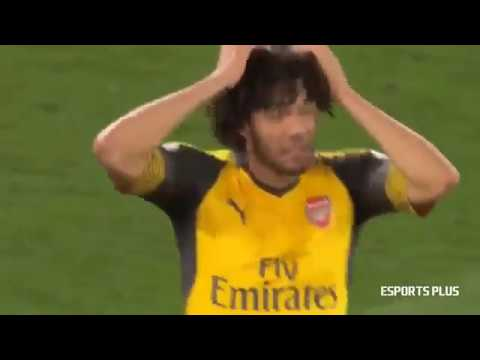 Crystal Palace Vs Arsenal 3 0   All Goals And Highlights   Premier League 2017 HD