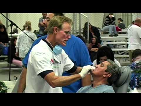 New Mexico Mission of Mercy 2010 HD; Patient Stories Albuquerque Dental Clinic