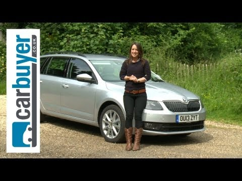 Skoda Octavia estate 2013 review – CarBuyer