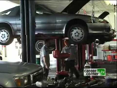 automotive technician - www.T-TEN.com | 1-800-441-5141 Mid-level automotive service technicians are those who have been automotive technicians for at least two years. They hold at l...
