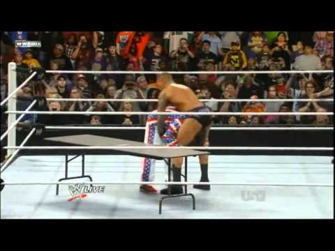 The Top Fifteen Moves Of Randy Orton