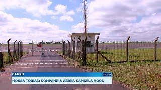 Companhia aérea cancela voos por falta de bombeiros civis no aeroporto Moussa Tobias