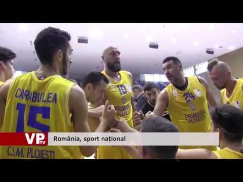 Romănia, sport național