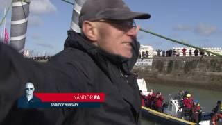 IMOCA - Vendée Globe 2016 - PAD #109 - Mercredi 8 février 2017