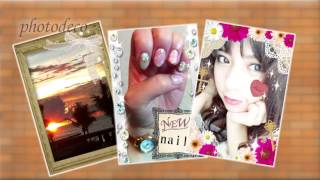 photodeco+Let's decorate photo YouTube video