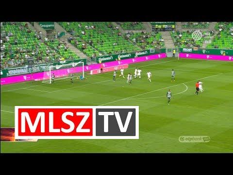 Összefoglaló.Ferencvárosi TC - Paksi FC | 1-1 (1-0) | OTP Bank Liga