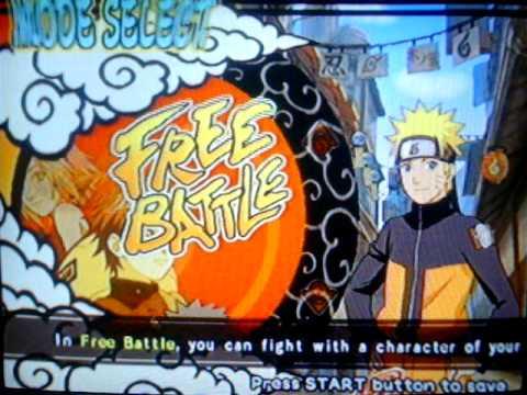 naruto shippuden ultimate ninja 4 playstation 2 download