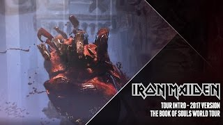 On tour through til late July - full dates at www.ironmaiden.comSubscribe to Iron Maiden on YouTube: http://po.st/gfSFz3Follow Iron Maiden online:Official Site: http://ironmaiden.com/Facebook: https://www.facebook.com/ironmaidenTwitter: http://twitter.com/ironmaidenInstagram: https://instagram.com/ironmaiden/Spotify: https://open.spotify.com/artist/6mdiAmATAx73kdxrNrnlaoApple Music: https://itun.es/gb/nzfc