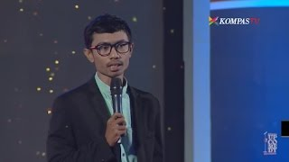 Video Ridwan Remin: Kuliah Pakai Sepatu Futsal (SUPER Stand Up Seru eps 233) MP3, 3GP, MP4, WEBM, AVI, FLV Mei 2017