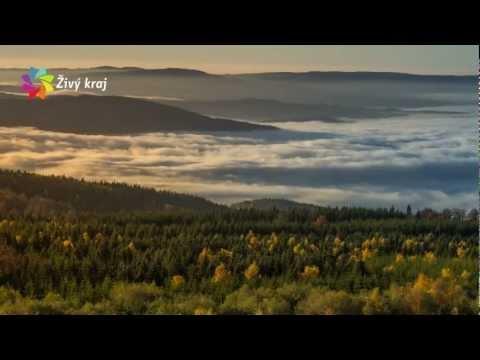 Krušné hory - léto