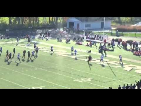2014 - Berg vs. Marietta Highlights