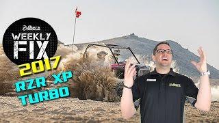 8. Polaris Releases 2017 RZR XP TURBO, New Wildcat X LTD, & More!