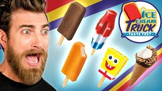 Video Ice Cream Truck Taste Test: Round 1 MP3, 3GP, MP4, WEBM, AVI, FLV Juli 2019