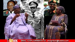 Abacha explained the Shonekan coup to me - Babangida