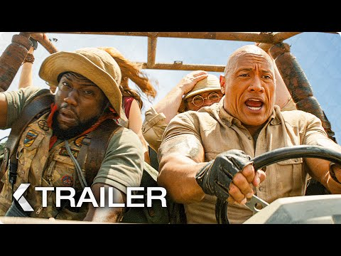 JUMANJI 3: The Next Level - 5 Minutes Trailers (2019)