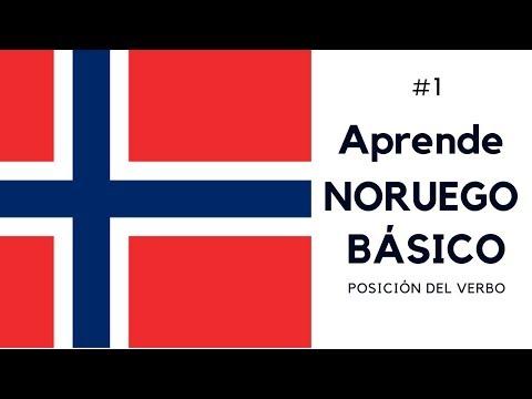 Frases cortas - NORUEGO BÁSICO - Cómo hacer frases en noruego