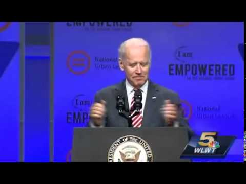 Republican - Biden at National Urban League: I Should Have Had a Republican Kid July 24, 2014 www.FreeBeacon.com.