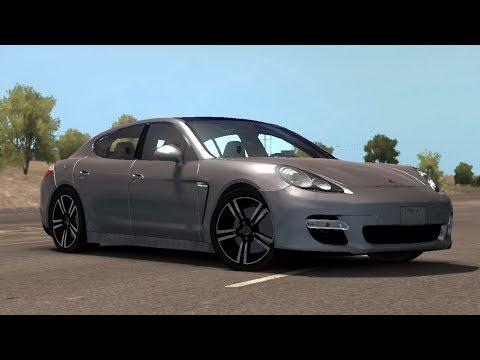 [ATS] Porsche Panamera 2010 Rework v1.0