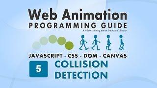 WAPG 5 Collision Hit Detection DOM Programming JavaScript Tutorial