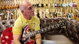 A perfect #wednESday with Mr. 335 Larry Carlton. Larry came in with his cousin Steve and our good friend Jim Hodson. Larry is...