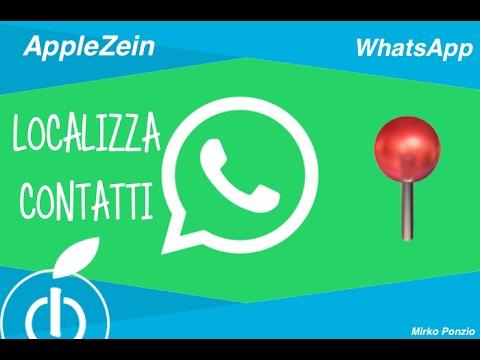 , title : 'WhatsApp LOCALIZZA i Contatti delle Chat sulla Mappa😱😱😱'