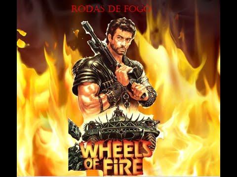Rodas de Fogo (1985) / Wheels of Fire - Filme Completo Legendado