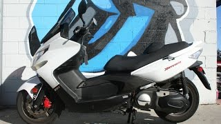 9. 2009 Kymco Xciting 500i Scooter For Sale