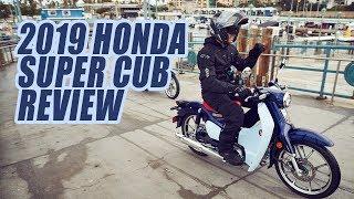 6. 2019 Honda Super Cub Review