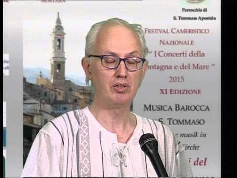 """DOMENICA 19 LUGLIO """"MUSICA CLASSICA IN SAN TOMMASO"""" A DOLCEDO"""