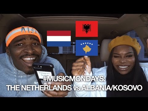 Reaction | The Netherlands Vs Albania Rap/hip Hop/rnb | Babatunde