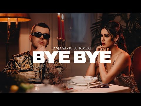 Bye, bye - Tanja Savić - nova pesma