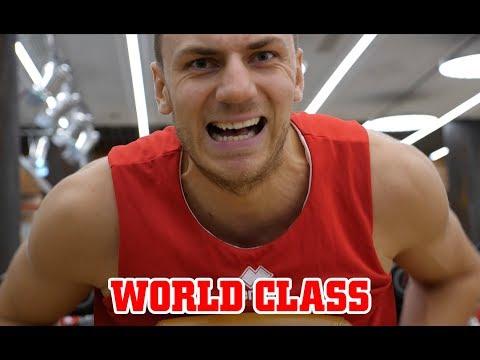 World Class, préparation physique