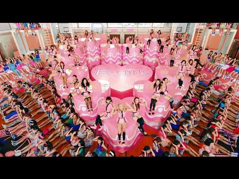『Highschool ♡ love』 PV (E-girls #EGirls )