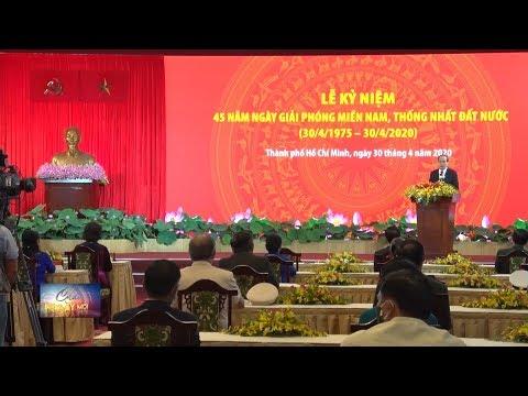 TP Hồ Chí Minh kỷ niệm 45 năm Ngày Giải phóng hoàn toàn miền Nam