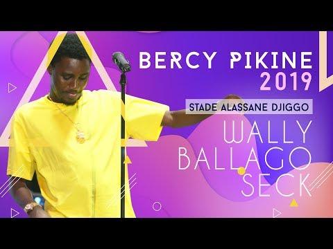 "L'intégralité du ""BERCY PIKINE"" avec Wally Ballago Seck"