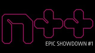 N++ Epic Showdown: Raigan vs Golfkid