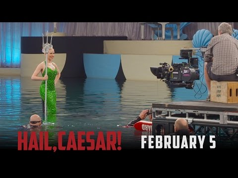 Hail Caesar (Featurette 'A Look Inside')