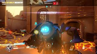 I don't usually play Reinhardt, but when I do