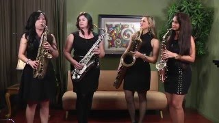 Ep 8. Seg 1 - The Saxations