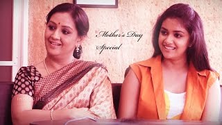 Video Yesteryear Actress Menaka and her Daughter Keerthi Suresh's Interview   Remo Actress MP3, 3GP, MP4, WEBM, AVI, FLV Januari 2018