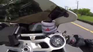 1. Top speed - Ducati 899 panigale