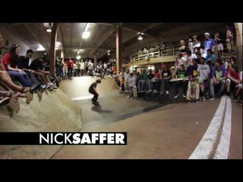 Gatorade Free Flow Tour - Charm City Skate Park 2011 Highlight Video & Recap