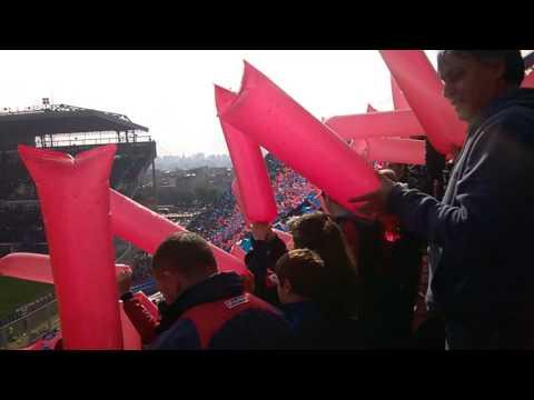 San Lorenzo 2 vs River 1 // Recibimiento - La Gloriosa Butteler - San Lorenzo