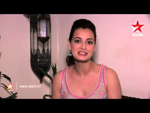 "Dia Mirza says  ""Go girl power"" 08 March 2014 12 PM"