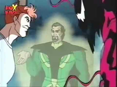 The birth of Carnage (Spiderman The Animated Series)