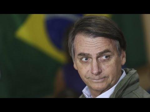 Brasilien: Ultrarechter Jair Bolsonaro wird nächster Pr ...